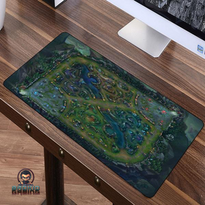 League of Legends World Map Keyboard Mat - Bad Kid Sponsored