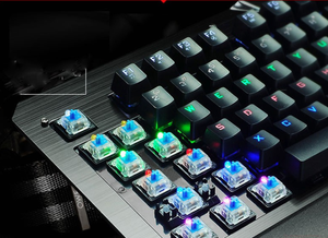 HYDRA Pro Gaming Anti-Ghosting Keyboard - Bad Kid Sponsored
