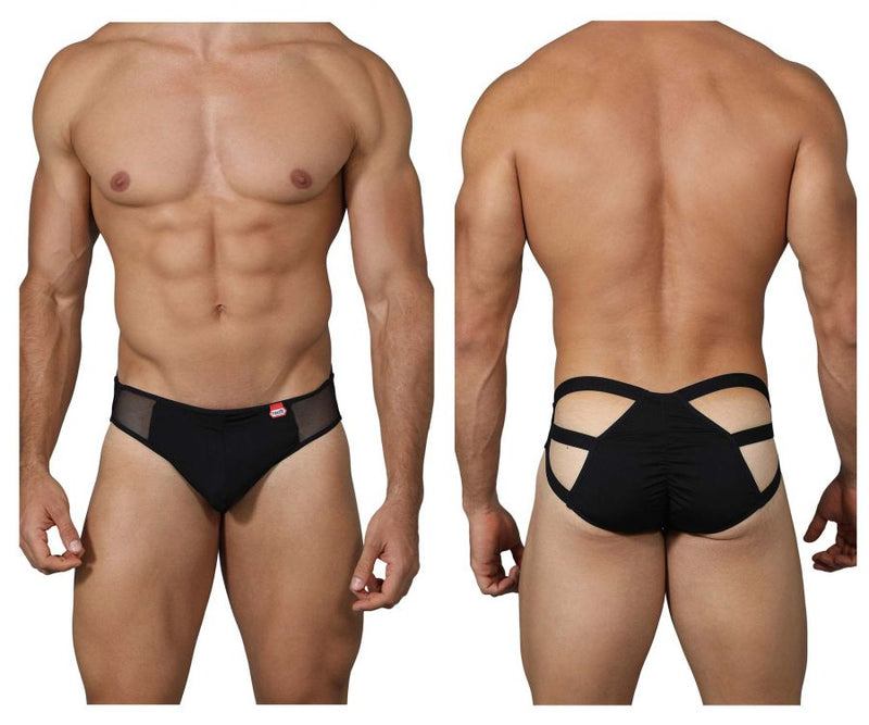PIK 0218 Attraction Ruched Briefs