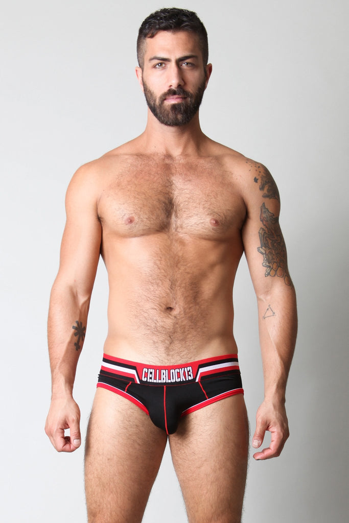CELLBLOCK 13 Interceptor Slingback Jock - BOXER AND BRIEF