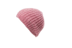 French Hat - Dusty Rose