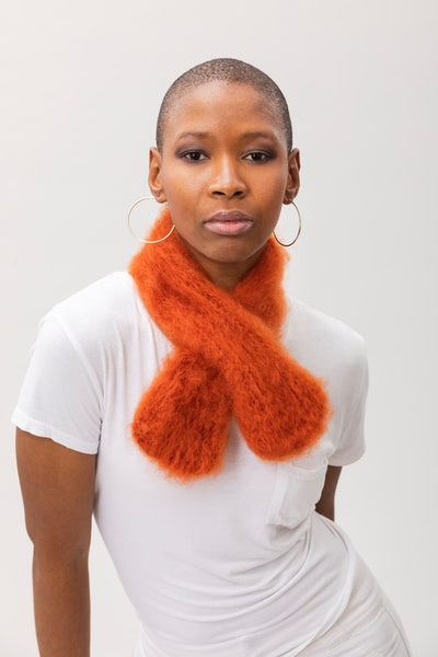 Baby Doll Neck Scarf Copper The Hinterveld Outlet Store