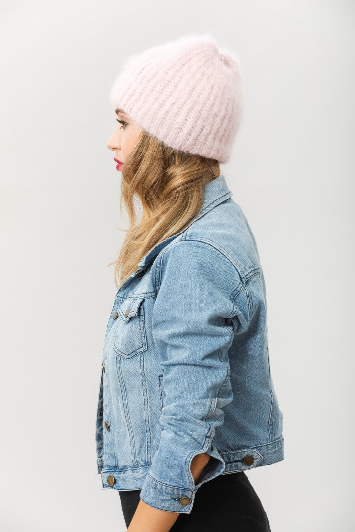 Date Night Beanie - Ballet Slipper