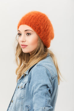 Date Night Beanie - Copper