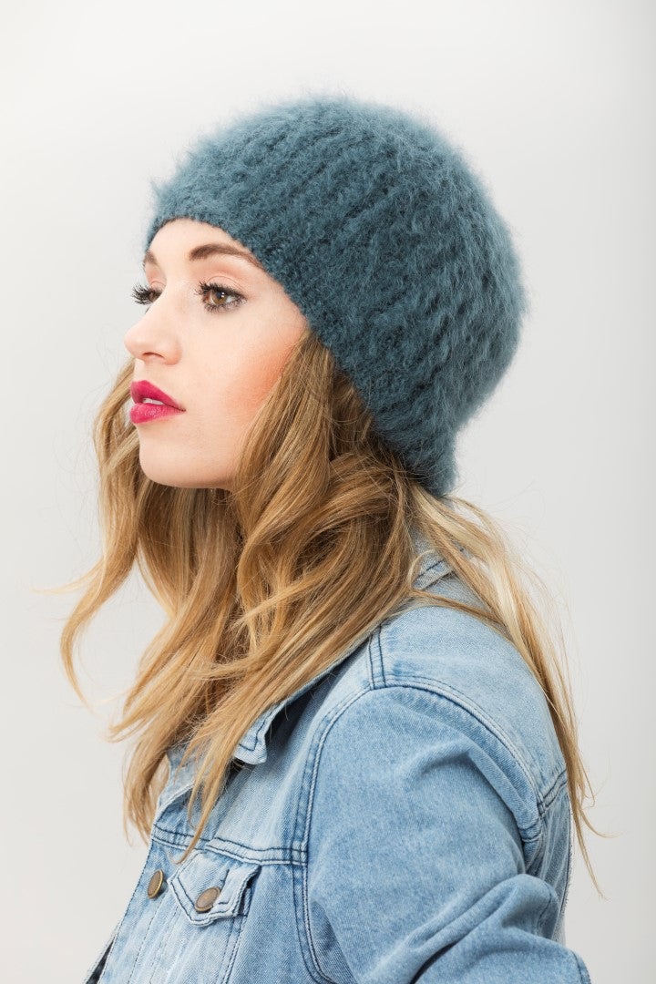 Date Night Beanie - Slate