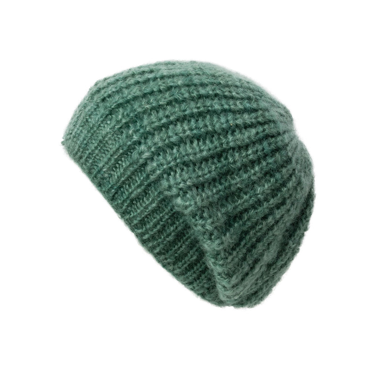 French Hat - Moolah Green