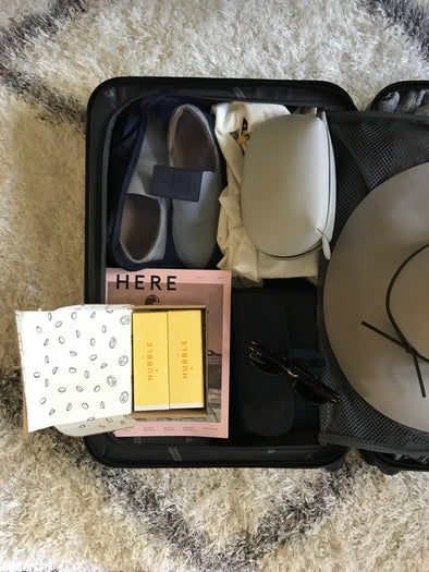 Light and Smart Holiday Packing Tips