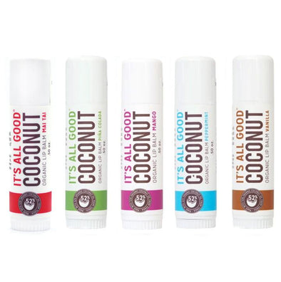 It's All Good Coconut Lip Balm