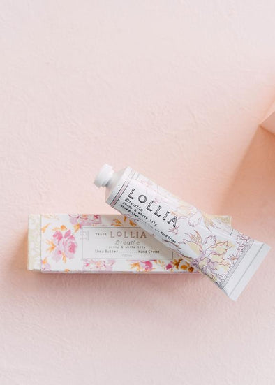 Lollia Travel-Size Shea Butter Handcreme