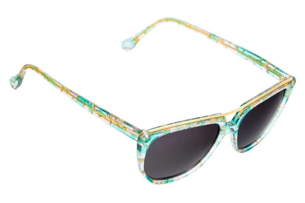 Vintage Essence Aqua Sunglasses