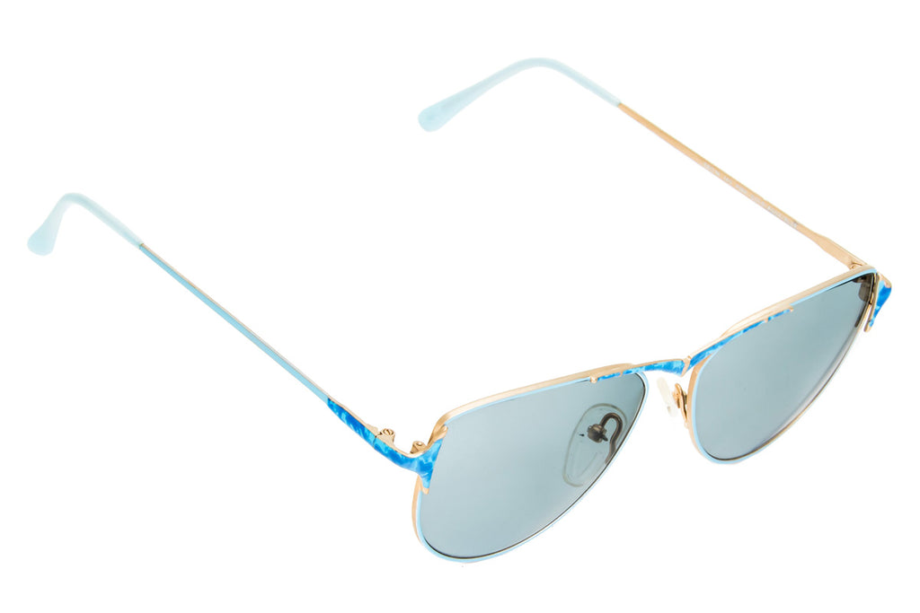 Vintage Essence Blue Sunglasses