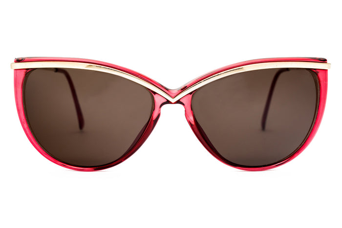 Vintage Essence Fuxia Sunglasses