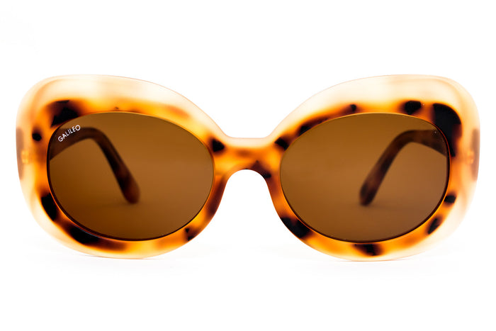 Vintage Galileo Leopardo Sunglasses