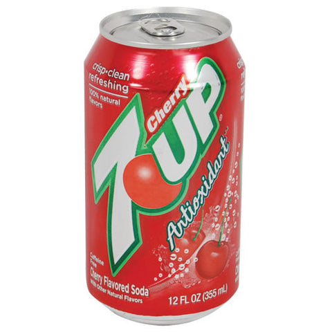 Soda Can Safe - Cherry 7 UP