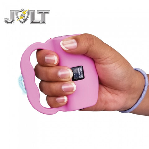 Jolt Protector 60,000,000* HD Stun Gun w/Light