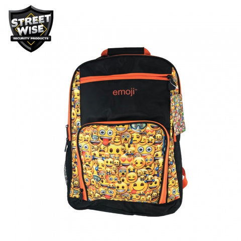 Emoji Bulletproof Backpack