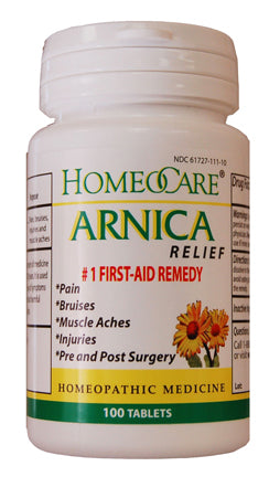 Arnica Relief Tablets