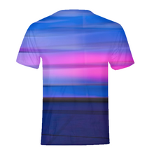 Blue And Pink T-Shirt