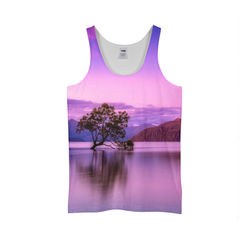 Water Tree Tank Top
