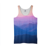 Mountains Tank Top
