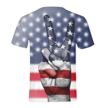 Peace USA Kids T-Shirt