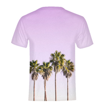Pink Palm Tree T-Shirt