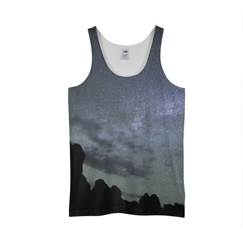 Night Sky Tank Top