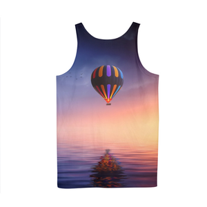 Hot Air Balloon Tank Top
