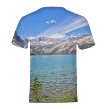 Mountain And Water T-Shirt