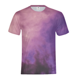 Pink and Purple Sky T-SHIRT