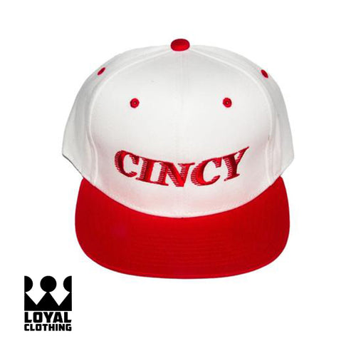Cincy Snapback (2 Color Options)