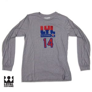 Loyal 14 Long sleeve shirt