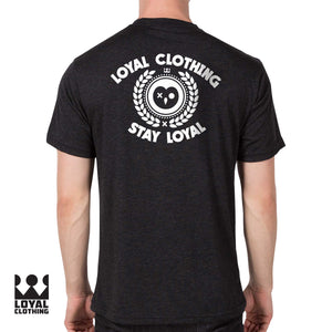 Stay Loyal X logo shirt