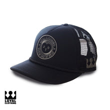 Loyal Trucker hat - Murder out black