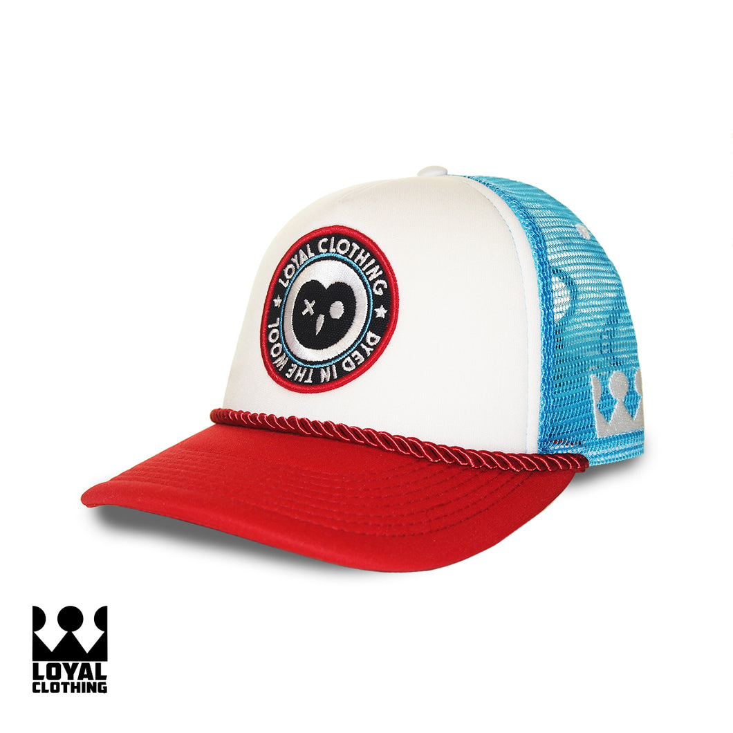 Loyal Trucker Hat - All American