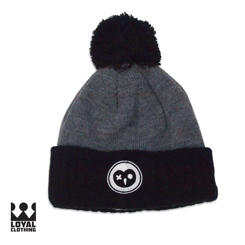 Loyal New Era Beanies pom pom (2 Color Options)