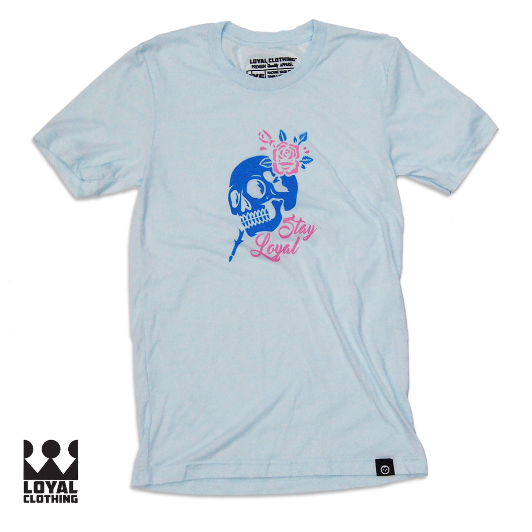 Loyal Skull and Rose shirt