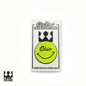 Loyal Pins - Smile Ohio