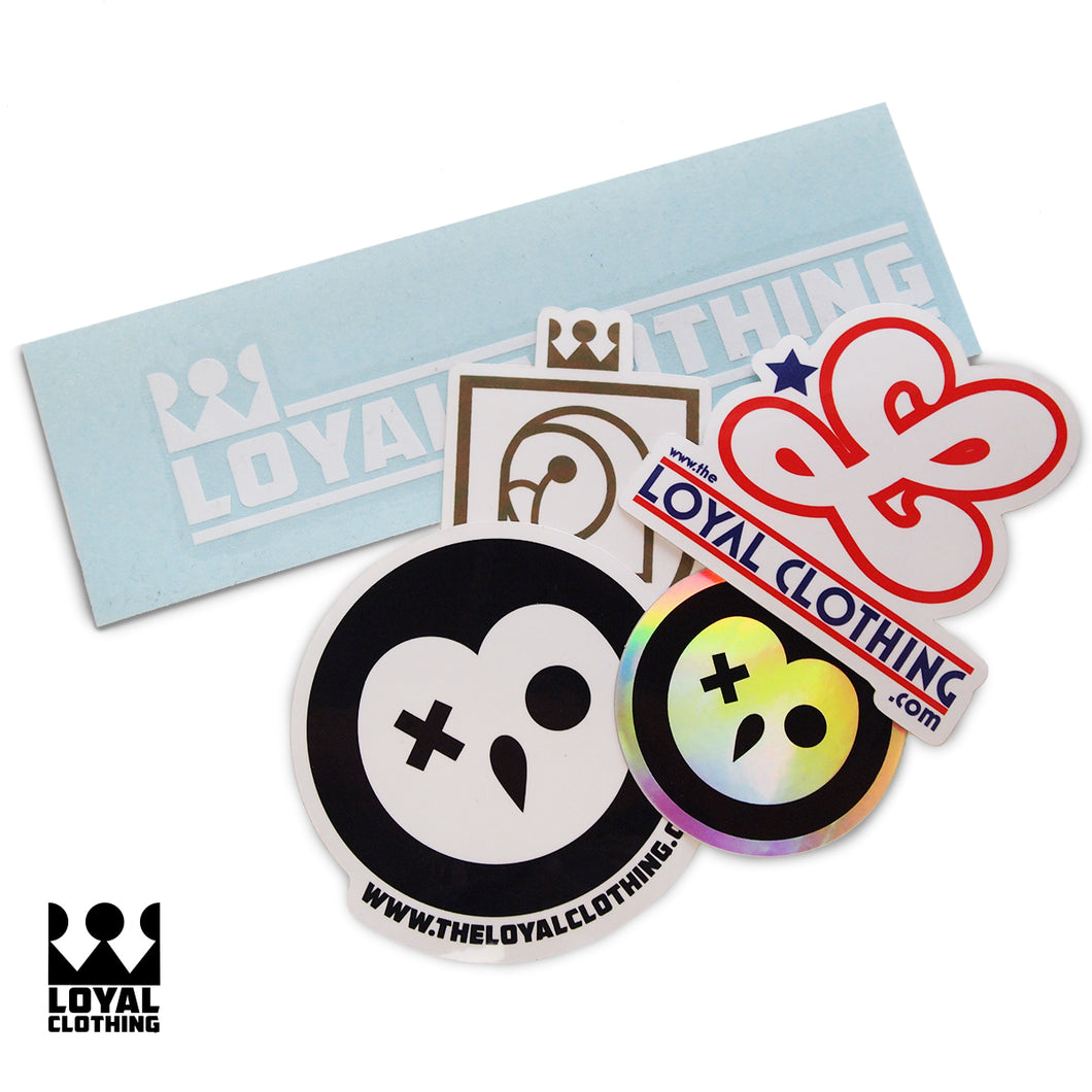 Loyal Sticker pack