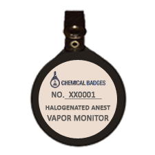 Halogenated Anesthetics Vapor Monitor