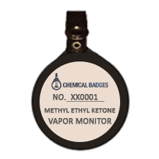 Methyl Ethyl Ketone Vapor Monitor