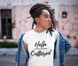 Hella Cultured Tee - Black