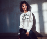 Chill & Cultured Sweatshirt - White