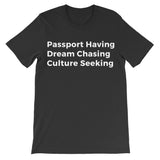 Passport Tee - Black