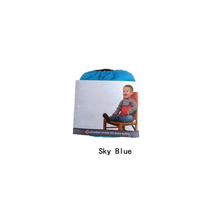 Marvelous Cozy Cover Easy Seat Portable High Chair Gmtry Best Dining Table And Chair Ideas Images Gmtryco