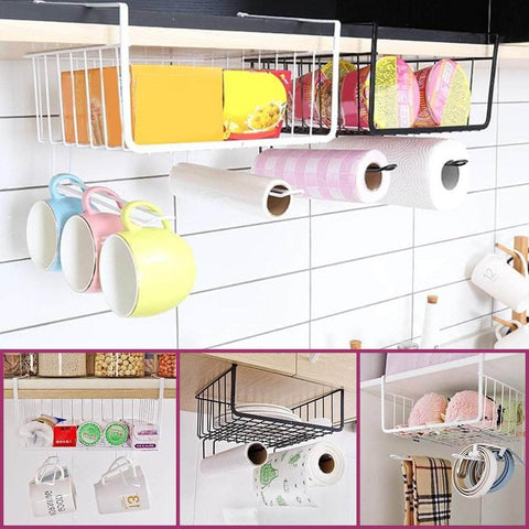 Hanging Basket Storage Rack - Super Smart Products