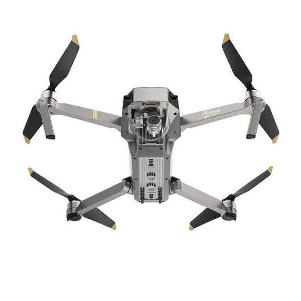DJI Mavic Pro Platinum FPV With 3Axis Gimbal 4K Camera Noise Drop RC Drone Quadcopter