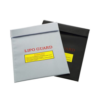 Li-Po Battery Explosion Proof Safety Bag Charging Sack 18x23x6cm