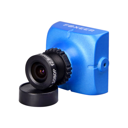 Foxeer HS1177 V2 600TVL CCD 2.5mm/2.8mm PAL/NTSC IR Blocked Mini FPV Camera 5-40V w/ Bracket - Drone 4 Racing Drone 4 Racing Drone For Racing