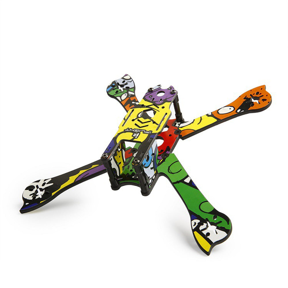iFlight Frame Kit Spare Part Sticker Cartoon/Crystal for iX5/XL5 V3 Frame Kit
